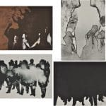 Rafael_Canogar_Four signed lithographs on paper_1969