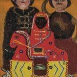 Anna Margit: Háromkirályok, 1975