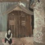 Anna Margit: Udvar, 1934