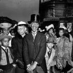 Weegee, Húsvétvasárnap Harlemben, 1940 körül © Courtesy Institute for Cultural Exchange, Germany 2018