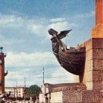1971 - Képeslap Leningrádból 1.