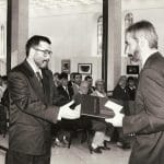1994 - Pro Urbe Szekszárd, Kocsis Imre Antal polgármesterrel