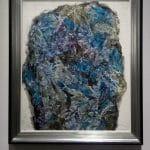Bendő, olaj, vászon, 1964, 125 x 105 cm